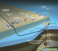 """碳封存计划:""""碳封存""""(Carbon capture and storage)旗舰计划"""