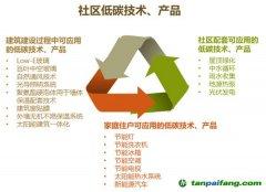 低碳社区系列之——社区低碳技术产品