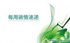 上海碳市场配额成交量大幅攀升【碳市场交易行情分析汇总】