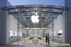 苹果8亿多建太阳能电站 省电费又减少碳排放