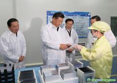 习近平:光伏产业是青海的一大支柱产业