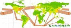 绘制基于MRIO的空间化碳足迹地图