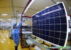 河北邢台:发展光伏发电 推广清洁能源