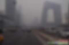 中国主要城市空气污染状况调查:北京名列榜首