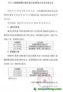 关于上海碳配额远期仿真交易获奖企业名单的公示