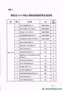 湖北省2016年纳入碳排放配额管理企业清单