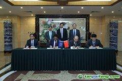 国家发改委气候司与亚行签署《亚行关于支持中国开展大规模碳捕集与封存示范技术援助项目谅解备忘录》