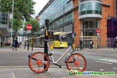摩拜与权威机构发起世界骑行日,推动低碳城市建设