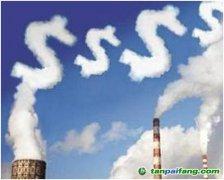 全国统一碳市场花落上海 先期或只纳入电力行业