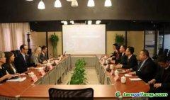 加拿大环境与气候变化部部长访问上海环境能源交易所