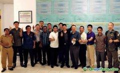 中成碳专家团队赴印尼林业碳汇项目现场调研