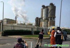 台湾省台中市强化空污防制盘查 温室气体排放大户要求改善