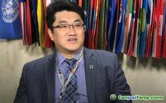 专访联合国秘书长办公室气候变化高级顾问张晓华观点