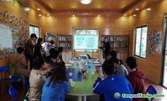 中山市碳普惠试点社区建设工作交流会议在低碳示范社区举行
