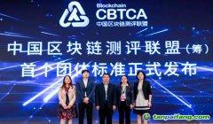 中国区块链测评联盟团体标准《区块链与分布式记账信息系统评估规范》