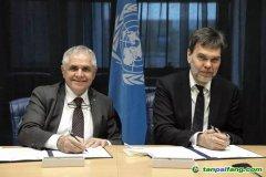 绿色气候基金为联合国粮农组织项目拨款2500万美元
