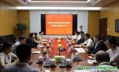 北京市生态环境局 到访环交所就试点市场运行情况进行调研