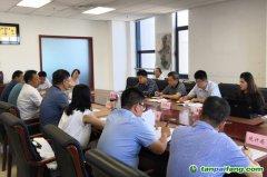 国家气候战略中心徐华清主任带队赴宁夏、内蒙两地开展形势调研