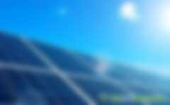 雾霾天对光伏发电影响有多大?