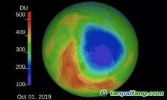 南极臭氧空洞达到自发现以来最小,但人类仍需警惕