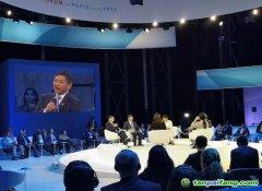 生态环境部在巴黎第二届和平论坛期间举办生物多样性保护圆桌会议