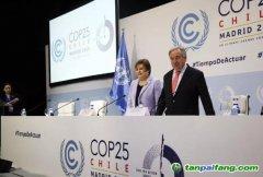 """联合国敦促各国减排""""再加把劲"""" 全球统一碳交易规则""""待敲定"""