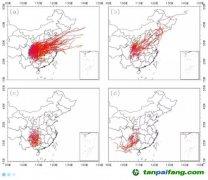 1979—2016年四川盆地低涡的气候特征分析