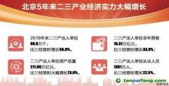 北京第四次全国经济普查成果出炉 首都经济发展有这些变化!