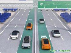 中国光伏高速公路路面分几层?