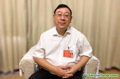 孟庆强:以清洁低碳安全高效的能源体系服务发展