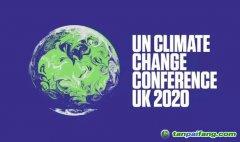 第26届联合国气候变化大会(COP26)确定将于2021年11月1-12日举行