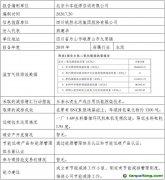 【公告】四川峨胜水泥集团股份有限公司 温室气体排放信息公示(2019)