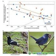 物种可通过减少繁殖应对气候事件