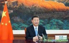 习近平:中国努力争取2060年前实现碳中和