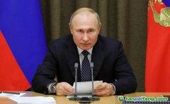 弗拉基米尔•普京(Vladimir Putin)命令俄罗斯政府为实现巴黎气候目标而努力