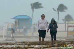 气候变化使2020年成为史上最活跃的飓风季?