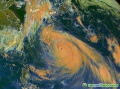 警惕!风暴登陆后减弱变慢,破坏力或更强,与气候变化有关