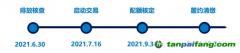 全国碳市场时间表